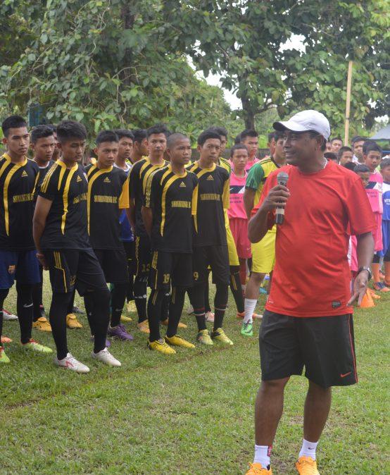 Coaching Clinik SMKN 2 Muara Enim