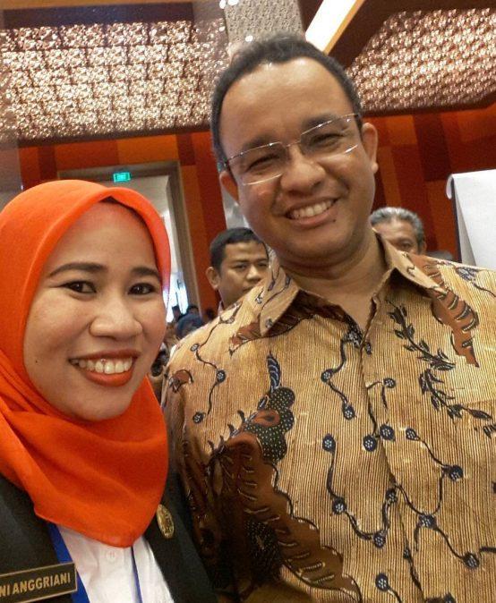 Staff TU SMKN 2 Muara Enim Raih Juara Pertama Tingkat Nasional 2016