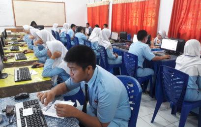 Simulasi UNBK SMA Negeri 3 Muara Enim Tahun 2018