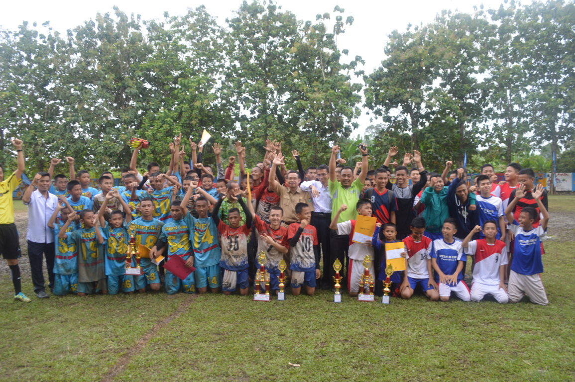 sepak bola SMKN 2 OPEN
