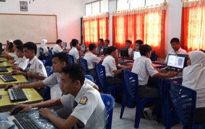 Pelaksanaan TOBK Di SMK Negeri 2 Muara Enim