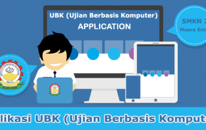 SMK Negeri 2 Muara Enim Launching UBK Application