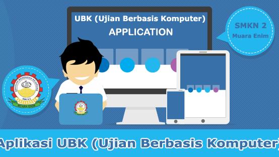 SMK Negeri 2 Muara Enim Launching UBK Application