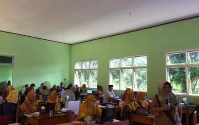WORKSHOP PENINGKATAN MUTU PENILAIAN  TAHUN 2020