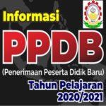 PENGUMUMAN KELULUSAN PPDB JALUR REGULER TP.2020-2021