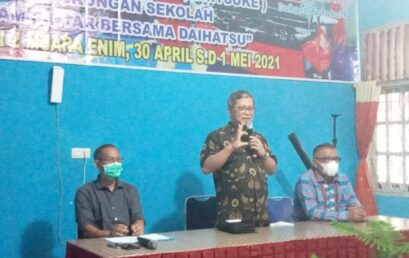 Workshop Implementasi Budaya Industri 5S